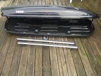 Thule Spirit 820 Roof Box - Black