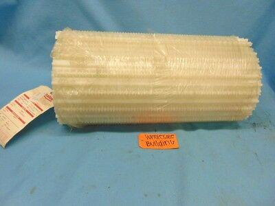 Intralox Plastic Conveyor Belt S800 23.8 X 10 Open Hinge Flat Top