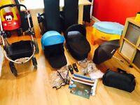 Icandy pram/stroller