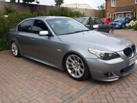 BMW e60 m sport 2.0D SWAP for LHD