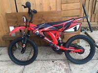 """Avigo Motocross 16"""" kids bike"""