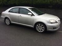 2008 Toyota Avensis 2.0 D4d excellent condition inside out mot April 18 new clutch fly wheel