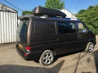 Volkswagen transporter T4 1.9 TD 800 special ready to convert into campervan