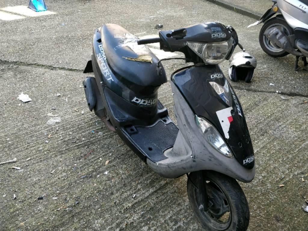 Sym Dd50 50cc 2 Stroke Spares Or Repairs In Islington London