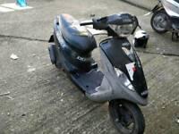 Sym DD50 50cc 2 stroke. Spares or repairs