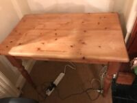 Office Pine Table