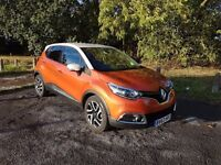 Renault Captur 1.5 dCi DynamiqueS 5dr (start/stop, MediaNav) +Reverse Camera & Heated Seats Must See