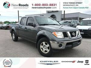 2007 Nissan Frontier LE 4X4 at