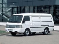 wanted Mazda e2000 van e2200 twin side doors.and mitsubishi l300 petrol or diesel toyota hiace