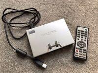 Creative Audio USB Soundcard
