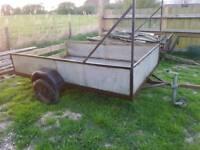 8ft x 5ft trailer