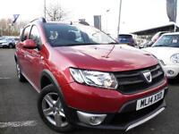 Dacia Sandero STEPWAY AMBIANCE TCE (red) 2014-03-31