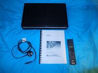 Sony DVD recorder RDR-HXD870