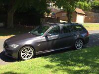 BMW 320D M SPORT TOURING 177BHP