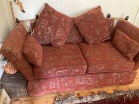 "Sofa (76""long X36""depth)"