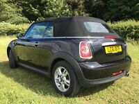 Mini One Convertible with Media Pack