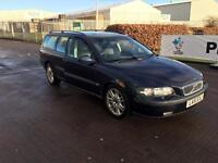 Lovely 2001 Volvo V70 they don't produce cars like that anymore