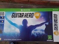 Guitar Hero X box one