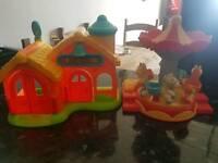 Happy Land Preschool & Merry Go Round