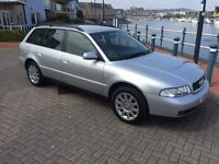 DIESEL Audi A4 1.9 TDI Estate , 86,000 MLS , FSH