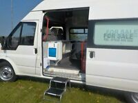 Ford Transit Day Van (55 plate) SELL / PART EX / SWAP