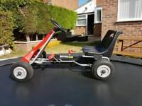 Original Kettler Daytona Air Kettcar Kids Go-Kart