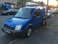 Ford Transit Connect Low Roof Van 1.8 L 200 TD