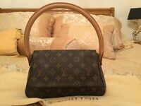 LOUIS VUITTON AUTHENTIC EVENING BAG