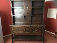 Welsh dresser 1930-40's Pine