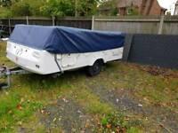 Fiesta pennine trailer tent 2006