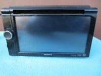 Sony XAV601BT In Car Multimedia Head Unit - Car radio dvd player