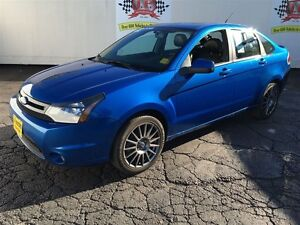 2010 Ford Focus SES, Manual, Sunroof
