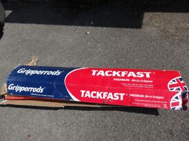Box of new gripper rods. Premium Gripperrods. 150m (600ft).