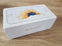 Apple iPhone 6s Gold Swap S7 Edge