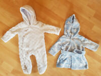 Baby boy Body Suit and House coat