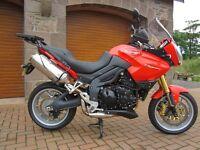 Triumph Tiger 1050 Immaculate bike For sale (2011) Colour Orange £6,500 ono