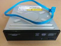 """Hitachi LG GH15F 5.25"""" SATA Super Multi DVD Rewriter Disc Drive"""