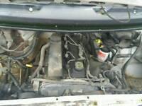 Ldv ford transit engine and gear box