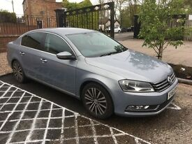 VW Passat 2.0 Bluemotion Tech Sport
