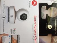 Smart Motorola nursery cam