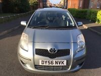 Toyota Yaris 1.3 VVT-i T Spirit 5dr- 67,000 Miles- Great condition- Long MOT