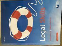 Legal Skills 4th edition