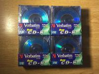 Verbatim 8cm CD-R 43266 5 pack x 4 - total 20