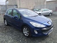 2008 Peugeot 308 1.6 VTi SE 5dr / Only 1 Owner from New / 3 Month Warranty / HPI CLEAR