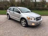 DODGE CALIBER 2.0 SXT SPORT DIESEL - GREAT FAMILY CAR !!