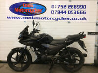 HONDA CBF125M-D , 2014, 13000 MILES, 3 MONTHS PARTS AND LABOUR WARRANTY INC