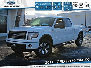 2011 Ford F-150 **FX4*4X4*AUTOMATIQUE*CRUISE*A/C**