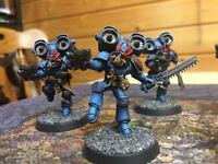 Warhammer Horus heresy night lords
