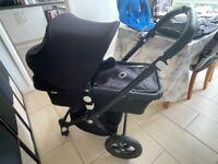 Bugaboo Cameleon 3 - all black edition