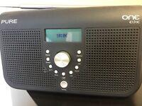 Pure Elite DAB digital radio